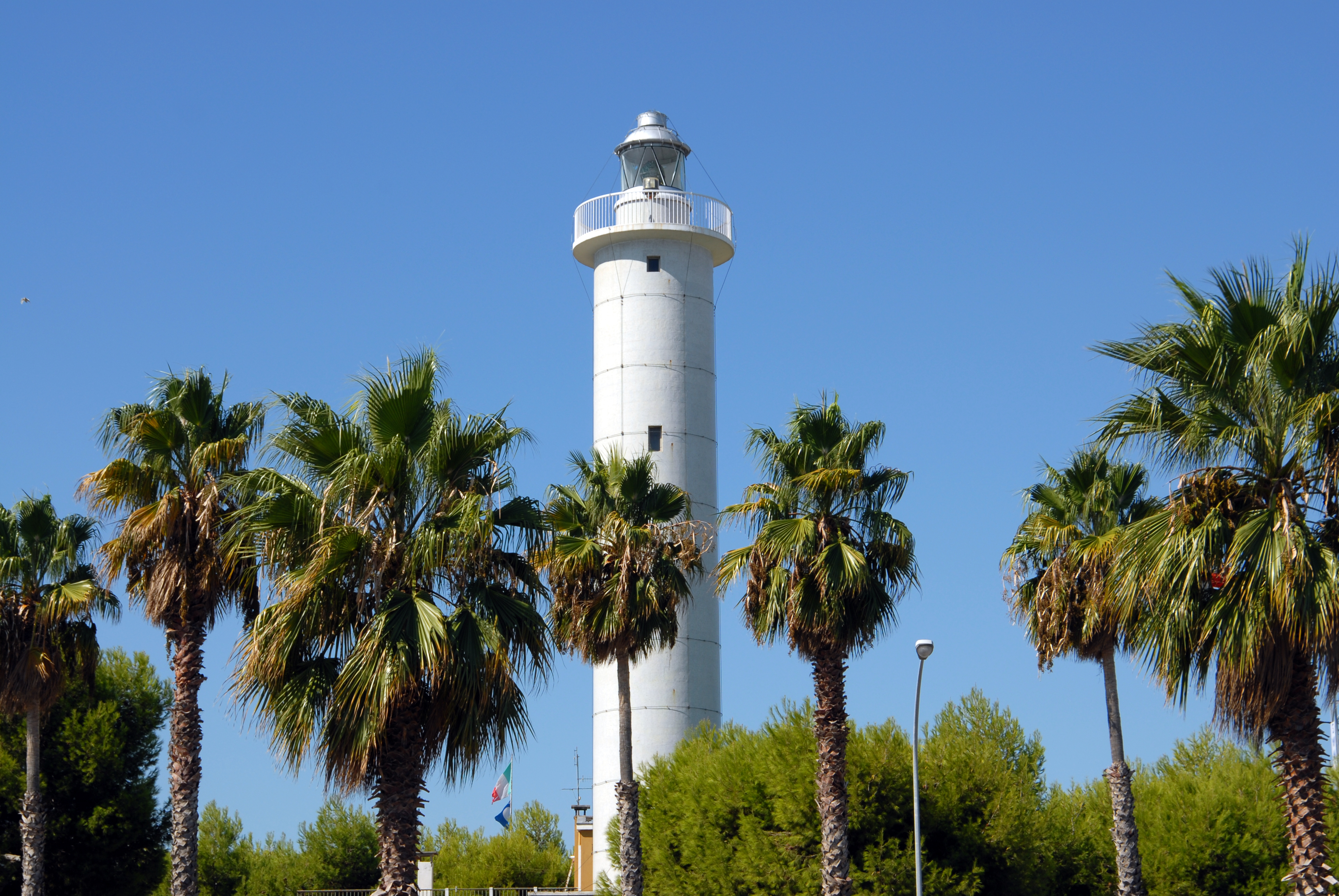 San Benedetto lighthouse